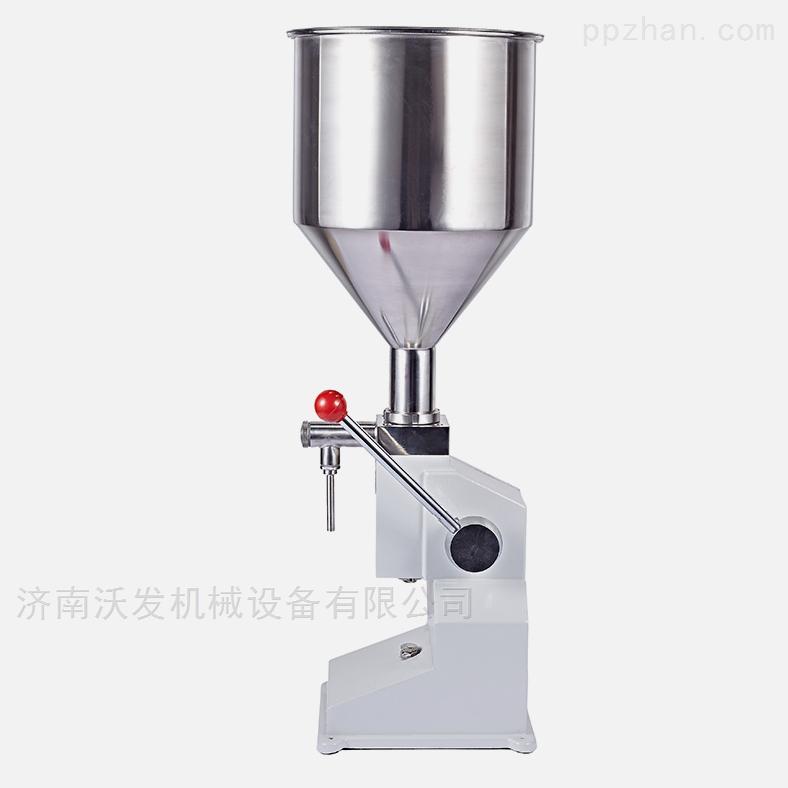 供应软管定量膏体灌装机