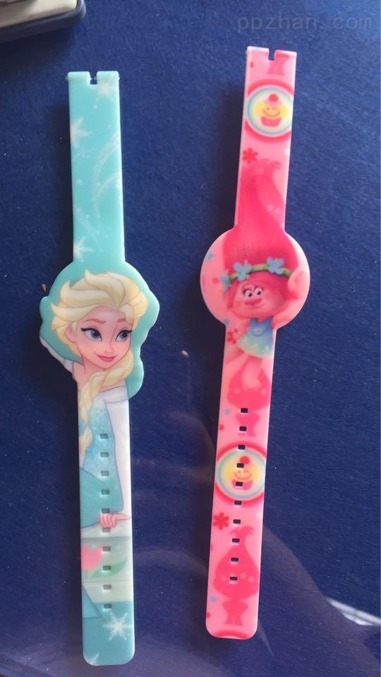 硅胶成人女生手表带打印机 直销