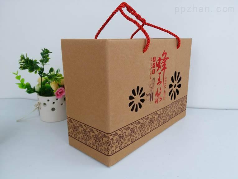 重庆蜂蜜包装盒设计 高档蜂蜜礼盒装定制