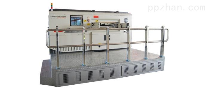 半自动平压平模切机MWB1300