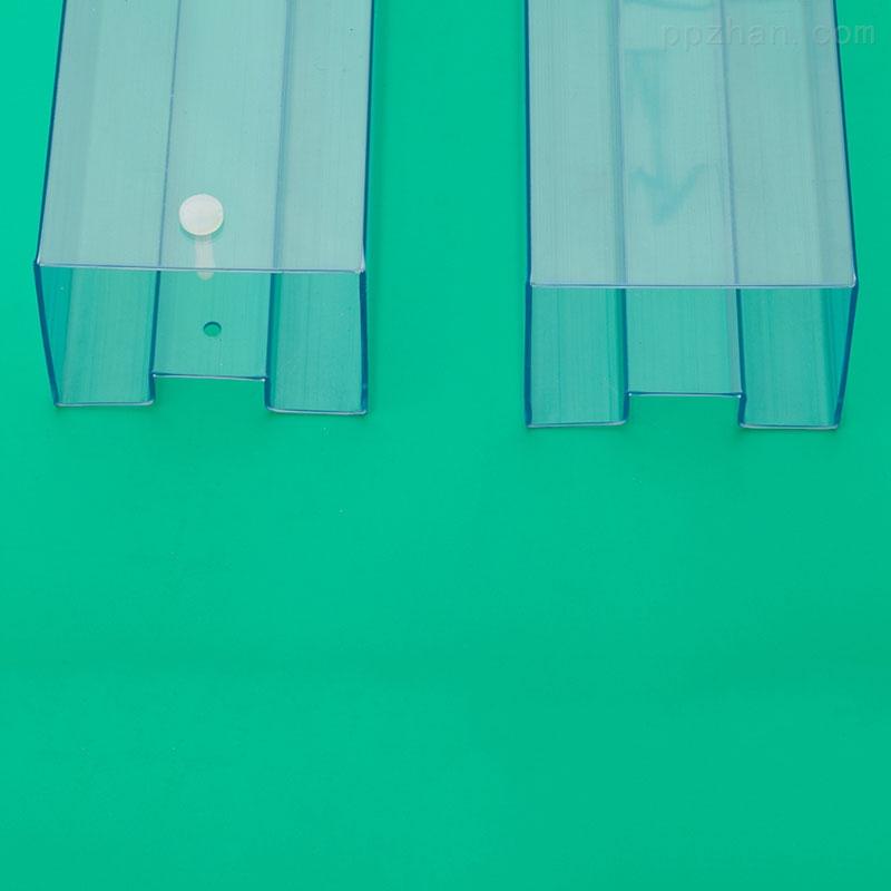 塑料包装管厂家耐用循环管装IC吸塑管供应商