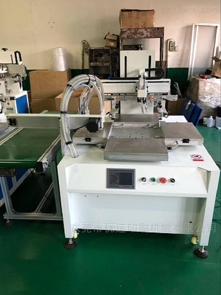 亚克力丝印机玻璃镜片印刷机纸板板移印机
