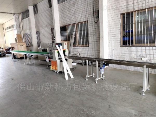 不锈钢管包装机-长条钢管自动包装机械