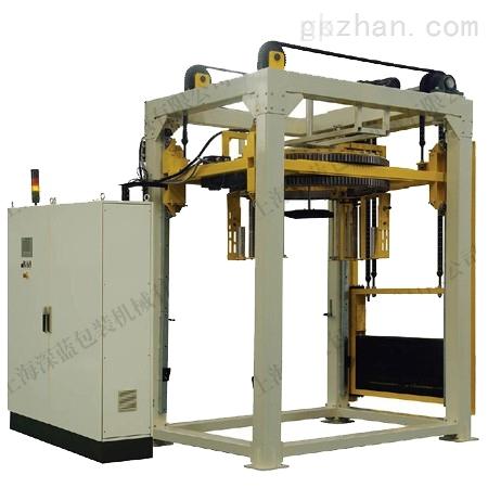 SH2200A全自动悬臂高速缠绕包装机