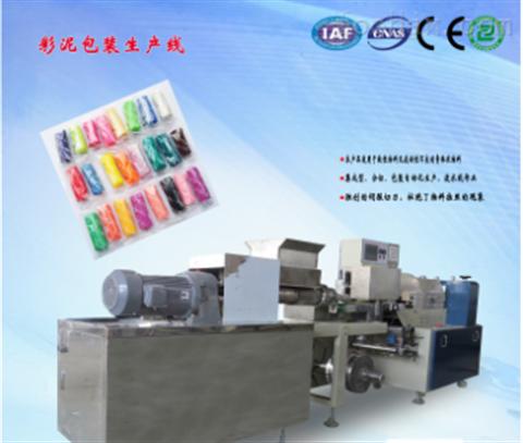 厂家直销智能单色空调腻子泥包装机