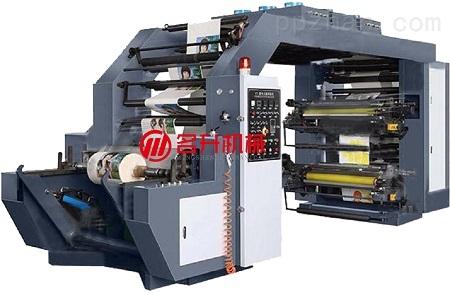 卷筒柔版高速印刷机-名升机械