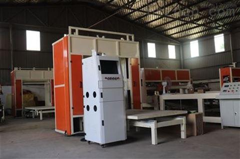 水泥發泡保溫板設備機器、配電柜