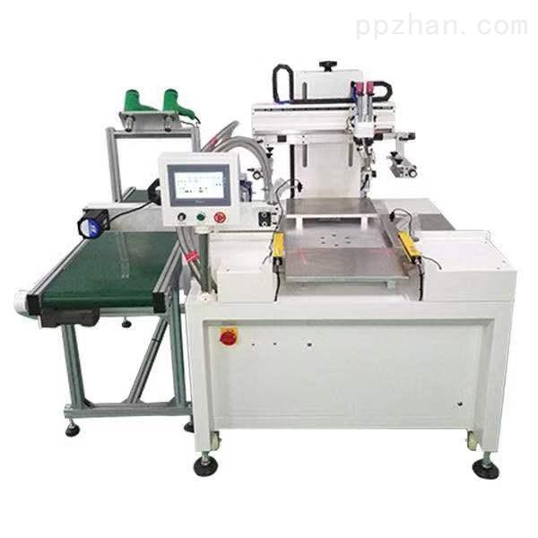 遥控器外壳丝印机硅胶按键丝网印刷机厂家