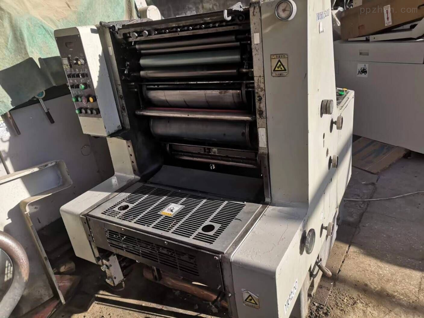 出售冠华5200单色印刷机  重型