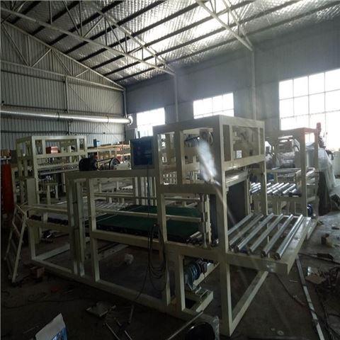 水泥发泡保温板机器生产线厂