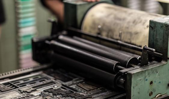 国内胶印机进出口为贸易逆差,进口额远大于出口