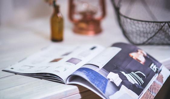 纸质阅读:袅袅热气间的慢生活