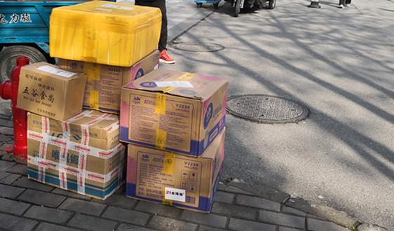 雙11海量包裹即將來襲 快遞包裝污染仍需警惕