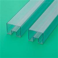 连接器包装管厂家专注定制不卡料PVC 吸塑管