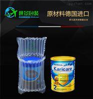 气泡柱卷材充气袋防震包装气囊快递打包