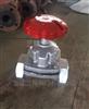 G11W不锈钢丝口隔膜阀